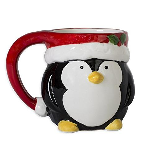 Set Snowman, Gingerbread and Penguin ounce Holiday Coffee