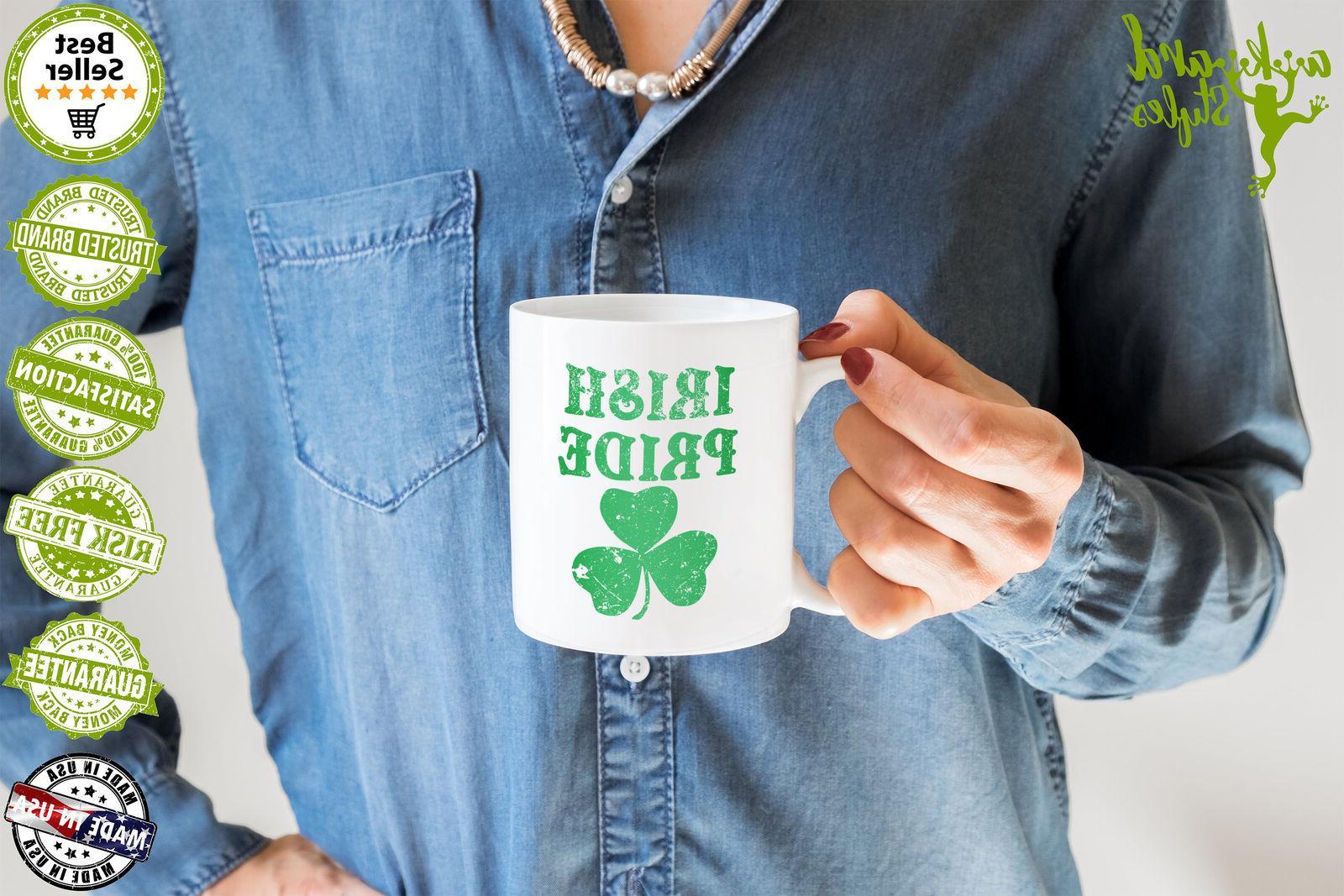 St Irish Pride Mug Tea