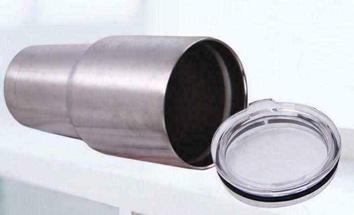 Stainless Steel Tumbler oz Insulated Travel Lid Holiday