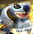 Stitch Figurine Mug Coffee Cup Disney World Theme Parks NEW