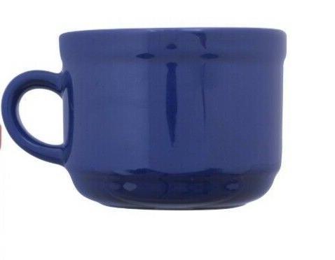 Stoneware Mugs with Handles oz.