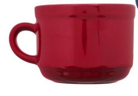 Stoneware Mugs Handles