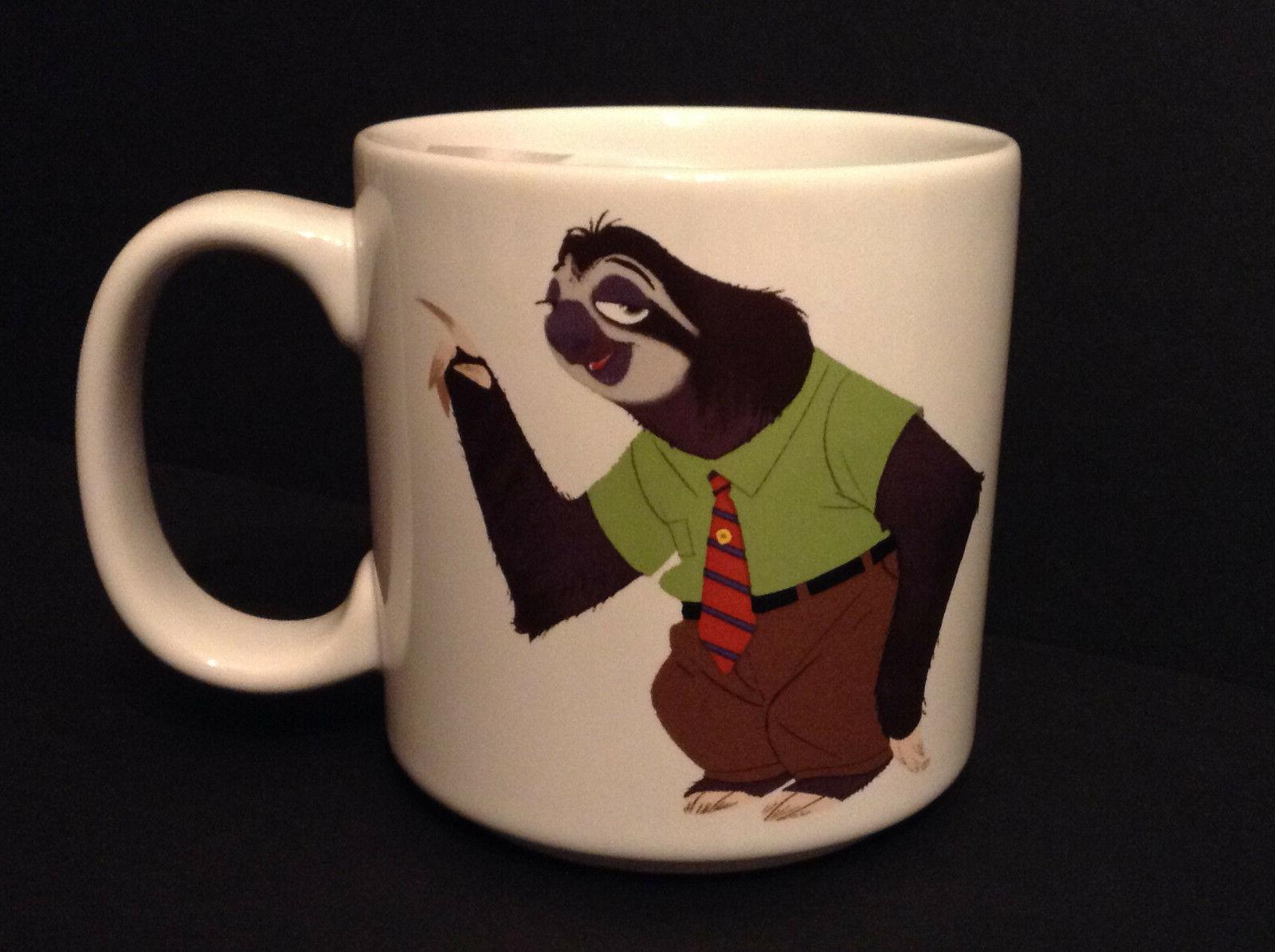 store mug zootopia flash cup