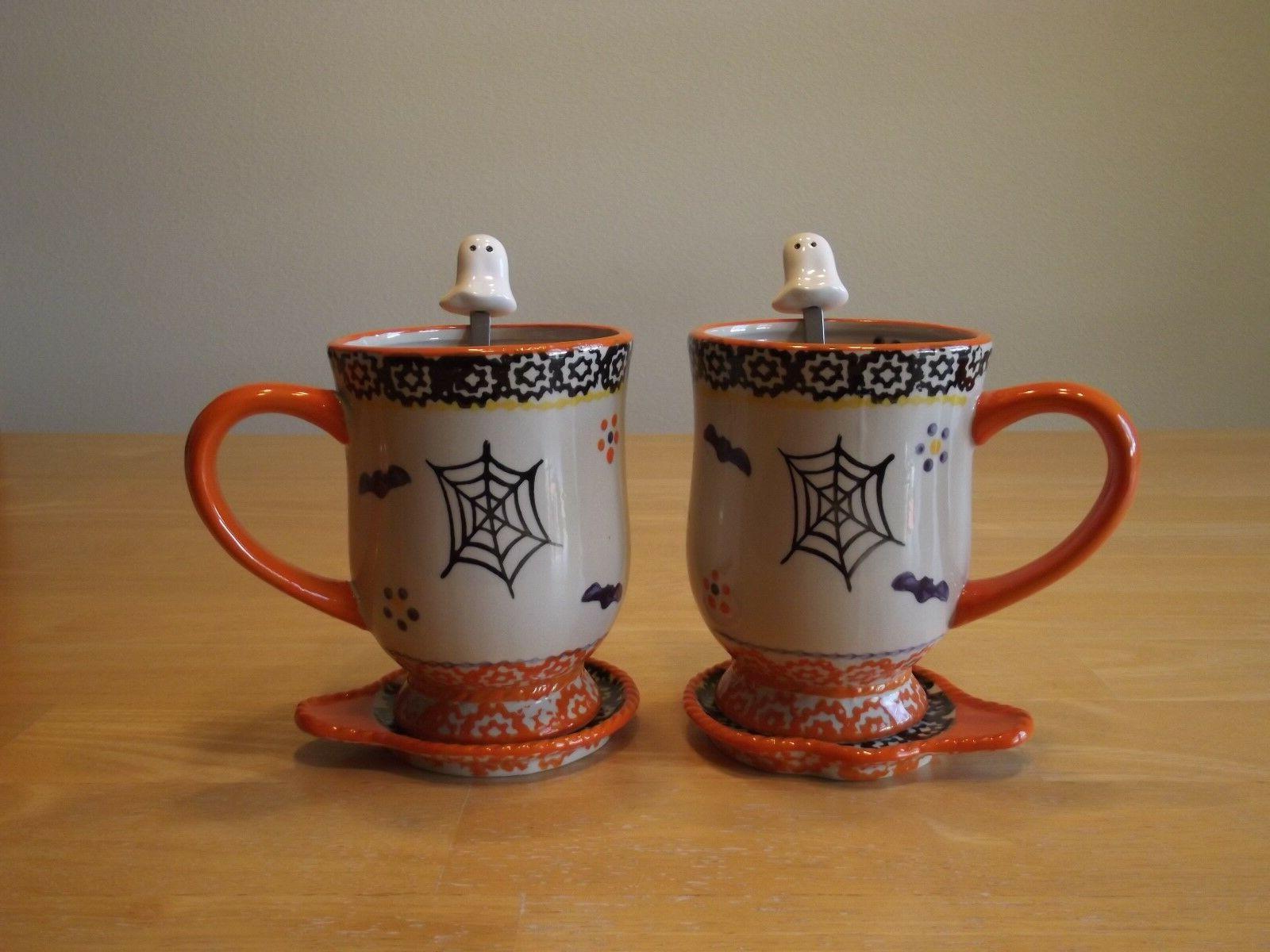 Temp-tations Old World BOOFETTI!!! Set of 2 Mugs with Lid-It