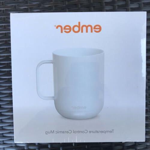 temperature control ceramic mug