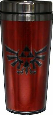 The Legend Of Zelda Logos Coffee Cup multicolour  Just Funky