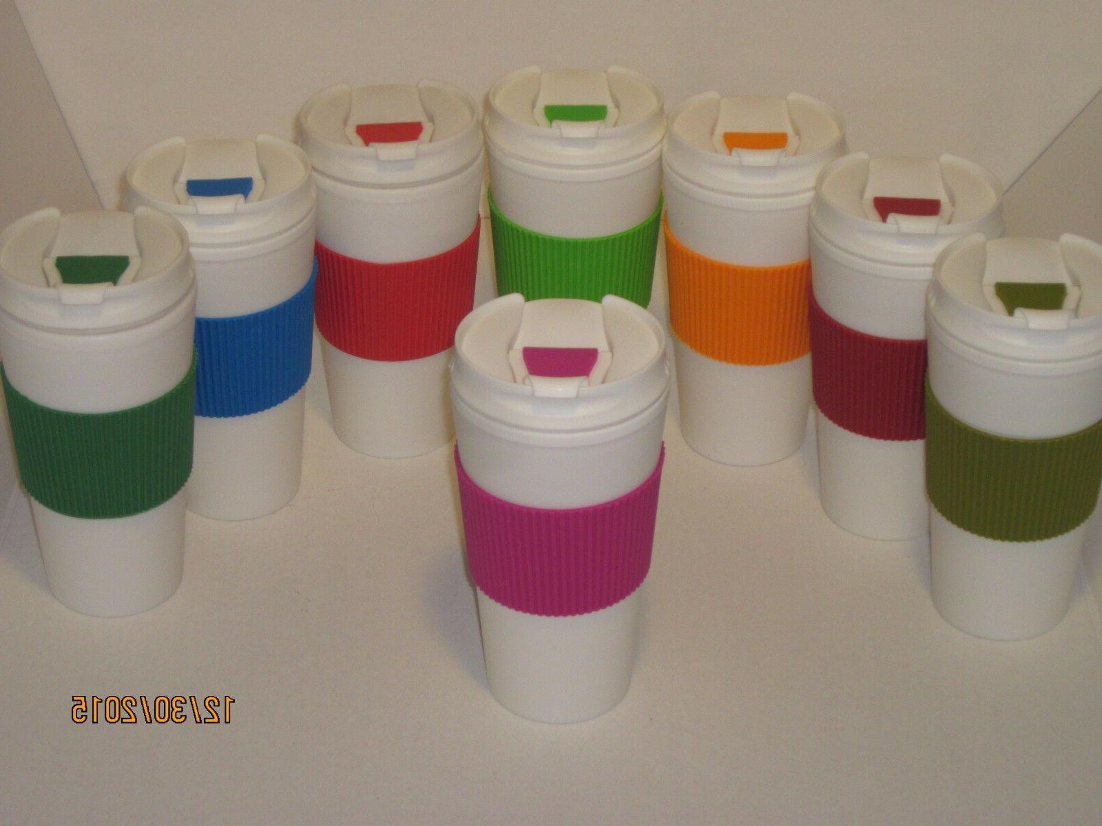 Thermal 16oz Travel Mug - Go, Coffee Cup, Mug, Thermos,