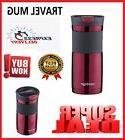 Travel Mug 20 oz Contigo Lid Stainless Steel Thermos Coffee
