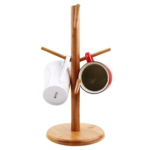 Tree Mug Cup Holder Display