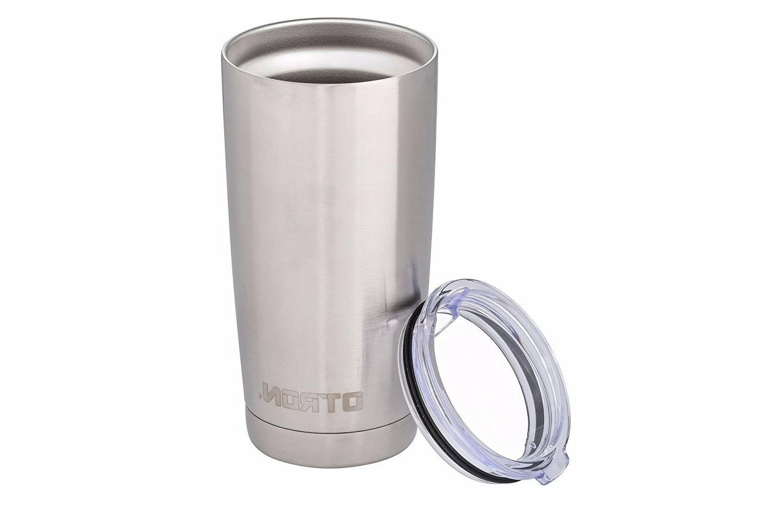 OTRON Tumbler Double Wall Travel Mug