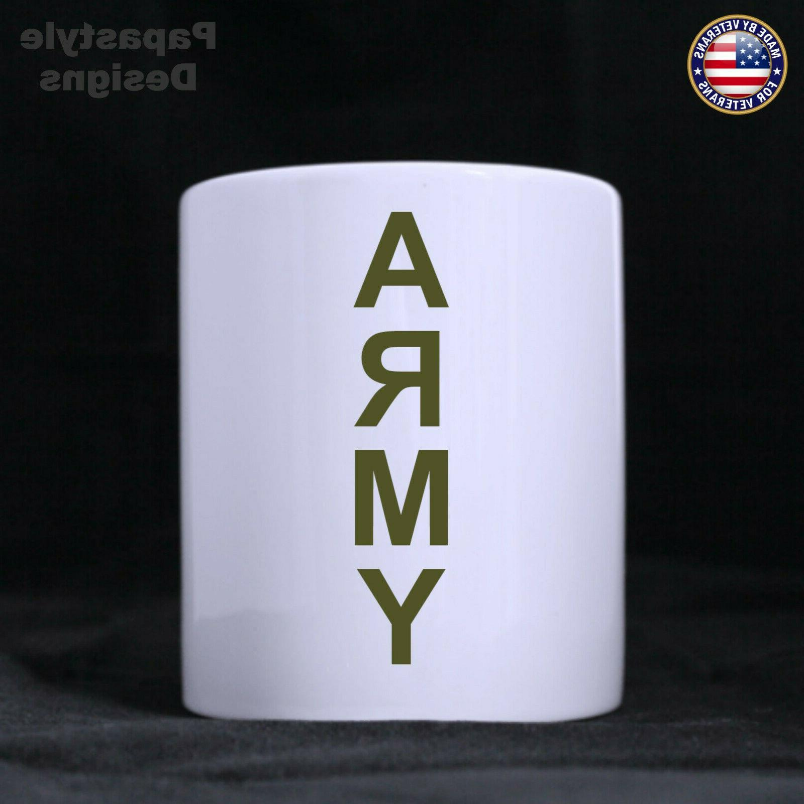 US Army 11oz Coffee in USA.