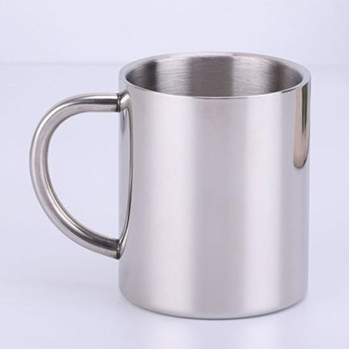 US Steel Coffee Tea Cup Outdoor Drink Picnic