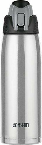 Thermos Vacuum Insulated Stainless Steel Hydration Bottle -