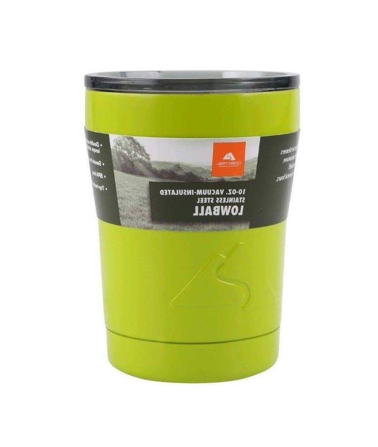 Ozark Vacuum Insulated Mug Coffee Wine Travel Cup Lowba