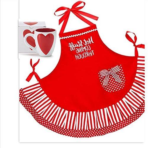 valentines day heart raised coffee