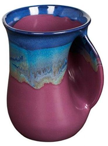 Handmade Mugs, Warm Hand Clay Drink Tabletop Home Kitchen Di