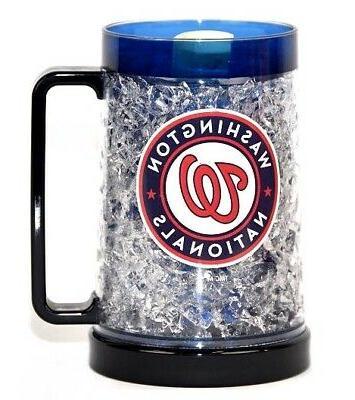 washington nationals freezer mug