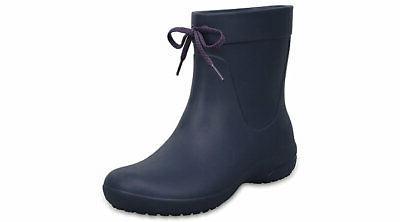 womens freesail shorty rain boots