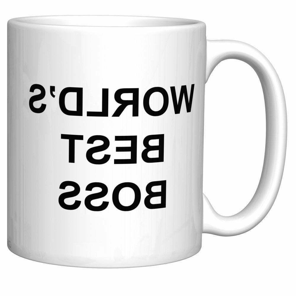 World's Boss Coffee Mug - Coffee Mug Gift