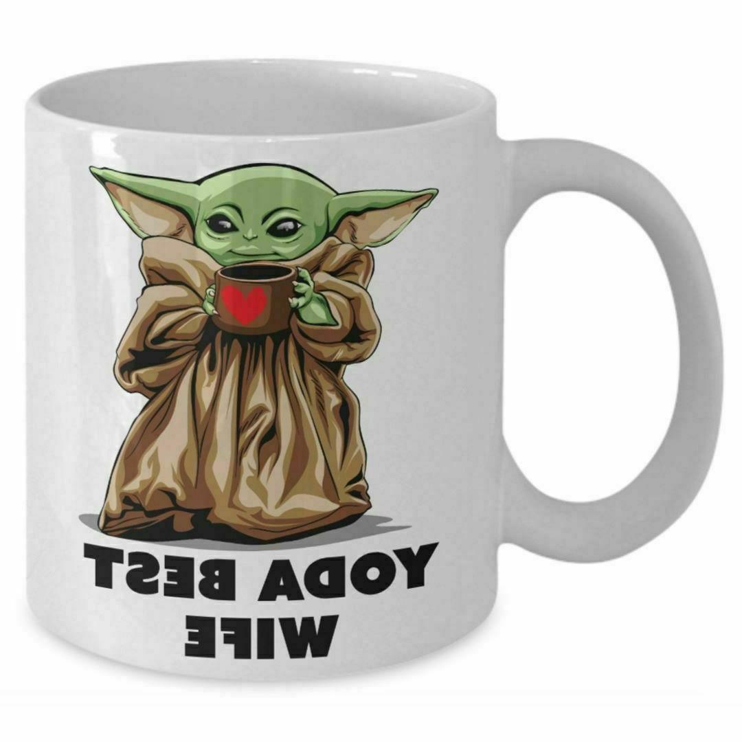 Yoda Best Wife - 11oz Coffee Mug