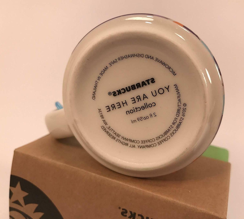Starbucks Mini Mug oz
