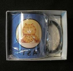 LANG MUGS TASTY ARTWORK BY NED YOUNG CAT LOVERS NIB