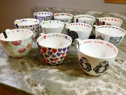 Large Portobello By Inspire Coffee Mug. 20 Ounce. Pretty Des