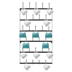 Large Coffee Mug Holder Wall Mounted Storage Rack Home Cup O