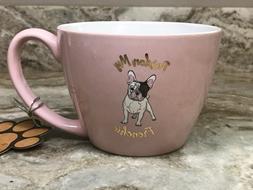 Large Coffee Mug Pardon My Frenchie Cute French Bulldog 10 S