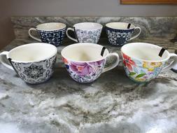 Large Coffee Mug Portobello By Inspire Stoneware Abstract Or