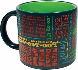 Last Lines of Literature Mug - Teacher Gift Coffee Cup - Une