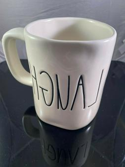 "RAE DUNN ""LAUGH"" MUG"