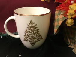 Lenox Eternal Christmas Tree mug New USA 1stQ Free Shipping