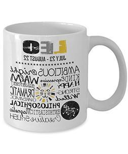 Design Mug Leo Mug-11 Oz Ceramic Coffee