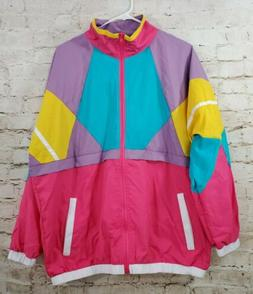 Funny Guy Mugs Like Totally 80s & 90s Retro Neon Windbreaker