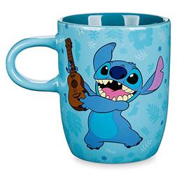 Disney Lilo and Stitch Playing Ukulele Ceramic Mug Cup