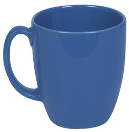 Corelle Livingware 11-Oz Dark Blue Stoneware Mug