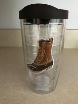 Tervis LL Bean BOOT 16 oz. Insulated Tumbler cup mug w/ Brow