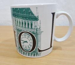 Starbucks London City Coffee Mug 1994 Greer Belson