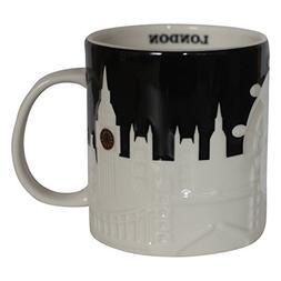 Starbucks London Relief Mug City Collection