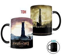 Morphing Mugs Lord of the Rings  Ceramic Mug, Black