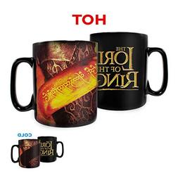 Morphing Mugs The Lord of the Rings The One Ring to Rule The