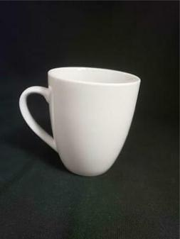 == Lot of 10 Strawberry Street 10 White Coffee Tea Mugs Micr