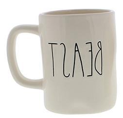 Rae Dunn Magenta Ceramic Coffee Mug Beast