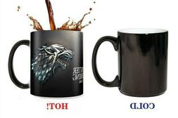 Magic Color Change Coffee Game of Thrones Mug Stark Tea Hot