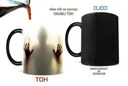 Magic Zombie Walking Dead  Tea Hot heat sensitive Changing C