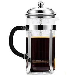 Mr Coffee Maker | Exclusive 34 Oz/8cups French Coffee Press