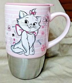 Disney ~ Marie ~ Ceramic Travel Mug ~ The Aristocats ~ New w