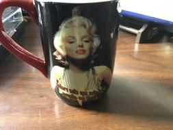 """Marilyn Monroe Mug Cup """"Make up the rules as you go along"""" S"""