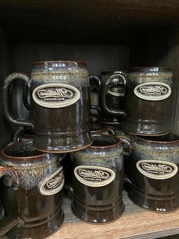 Mathews Stoneware Mug 16 oz Espresso *MADE IN USA*